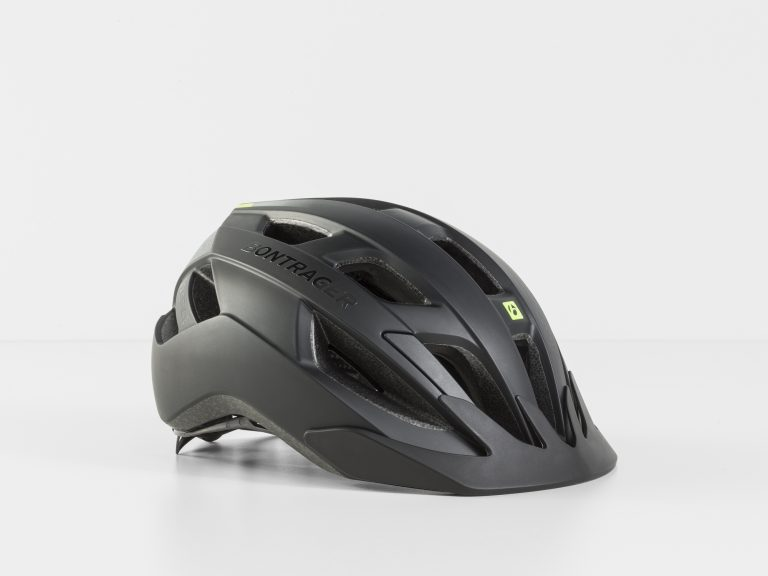Casco Bontrager Solstice MIPS Youth Negro