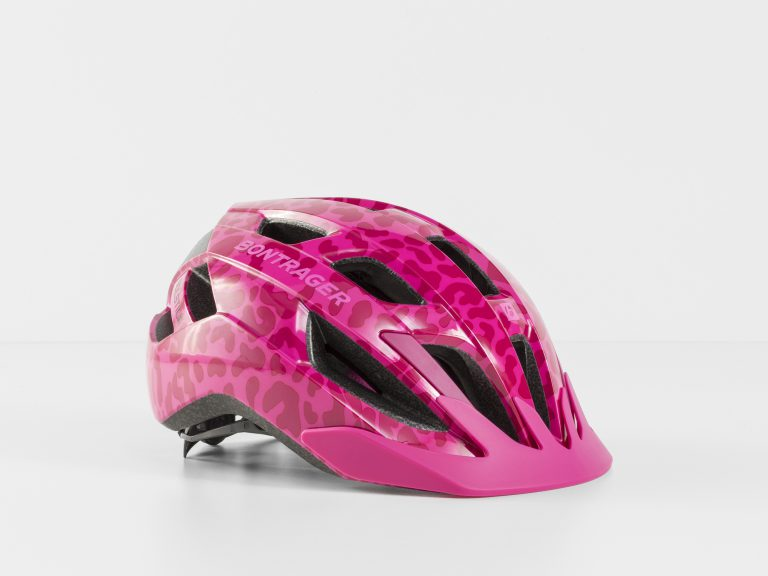 Casco Bontrager Solstice MIPS Youth Rosa
